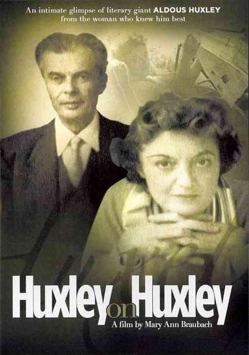 HUXLEY ON HUXLEY (DVD)