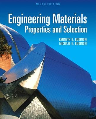 Engineering Materials By Budinski, Kenneth G./ Budinski, Michael K.