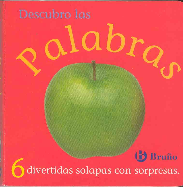 Descubro Las Palabras/ Flip Flaps in My World By Carril, Isabel (EDT)/ Tardon, Virtudes (TRN)